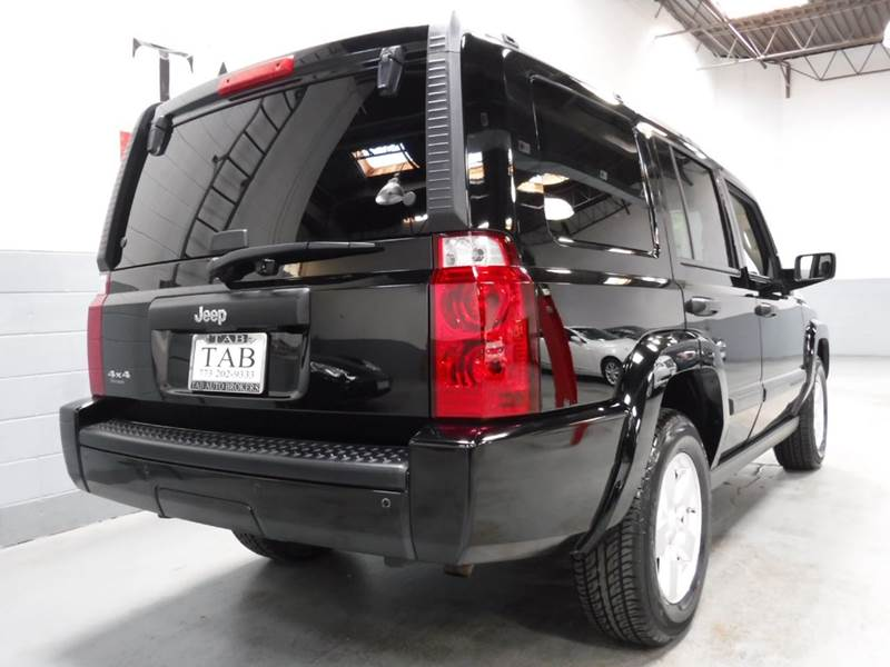 2006 Jeep Commander 4dr SUV 4WD - Chicago IL