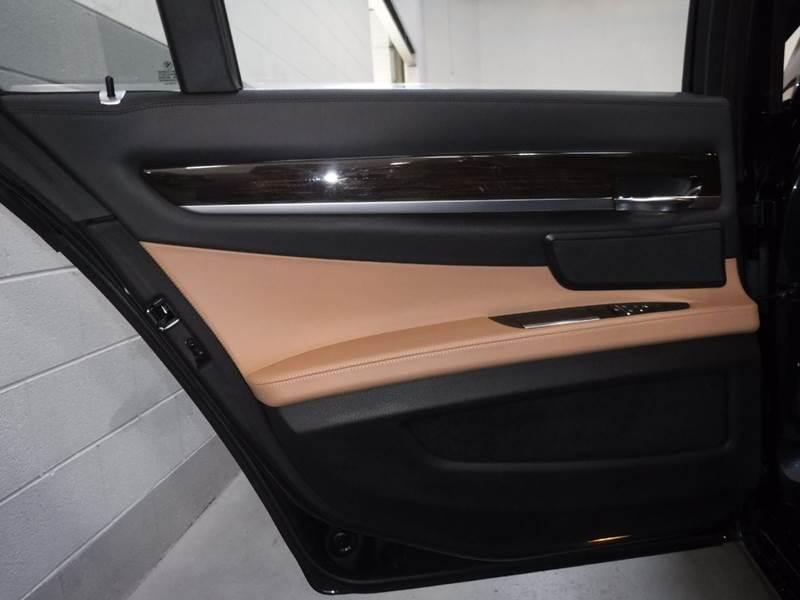 2015 BMW 7 Series AWD 750i xDrive 4dr Sedan - Chicago IL