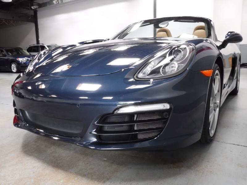 2014 Porsche Boxster S 2dr Convertible - Chicago IL