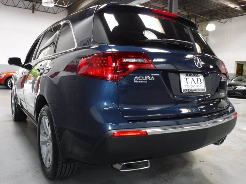 2012 Acura MDX SH-AWD 4dr SUV w/Technology Package - Chicago IL