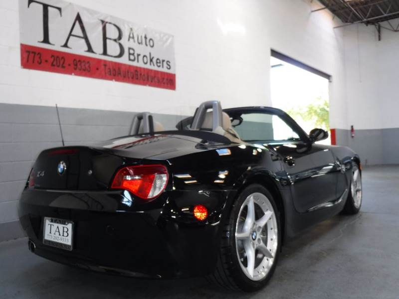 2007 BMW Z4 3.0si 2dr Convertible - Chicago IL