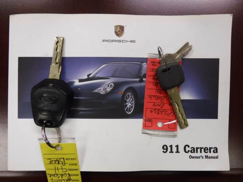 2004 Porsche 911 Carrera 2dr Cabriolet - Chicago IL