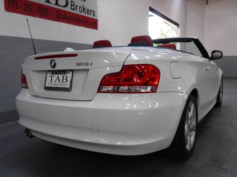 2013 BMW 1 Series 128i 2dr Convertible - Chicago IL