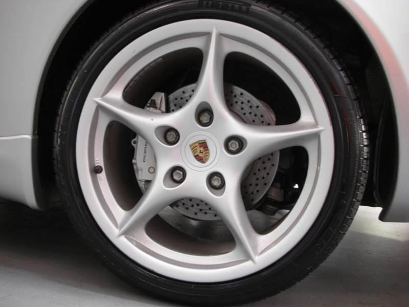 2003 Porsche 911 AWD Carrera 4 2dr Cabriolet - Chicago IL