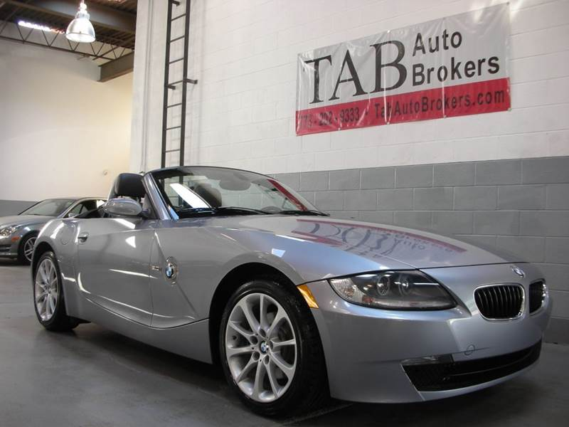 2007 BMW Z4 3.0i 2dr Convertible - Chicago IL