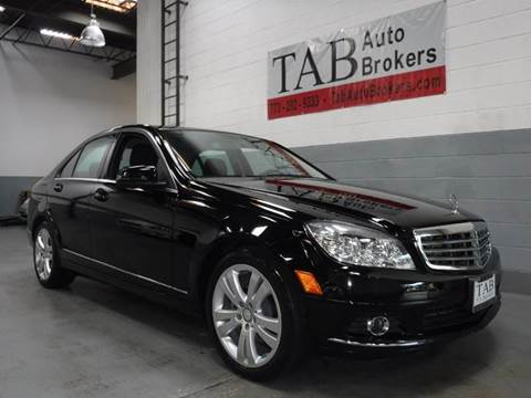 2010 Mercedes-Benz C-Class for sale in Chicago, IL