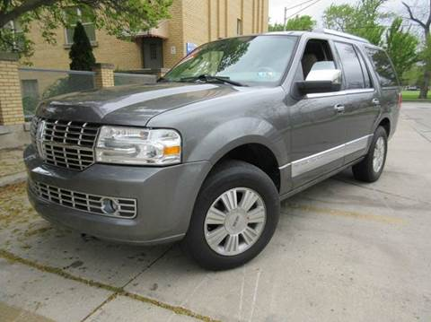 2010 Lincoln Navigator for sale in Chicago, IL