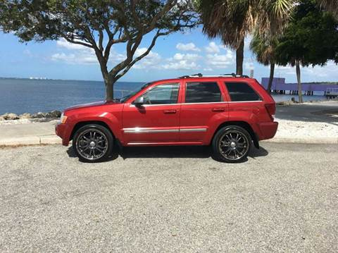 2006 Jeep Grand Cherokee for sale in Sarasota, FL