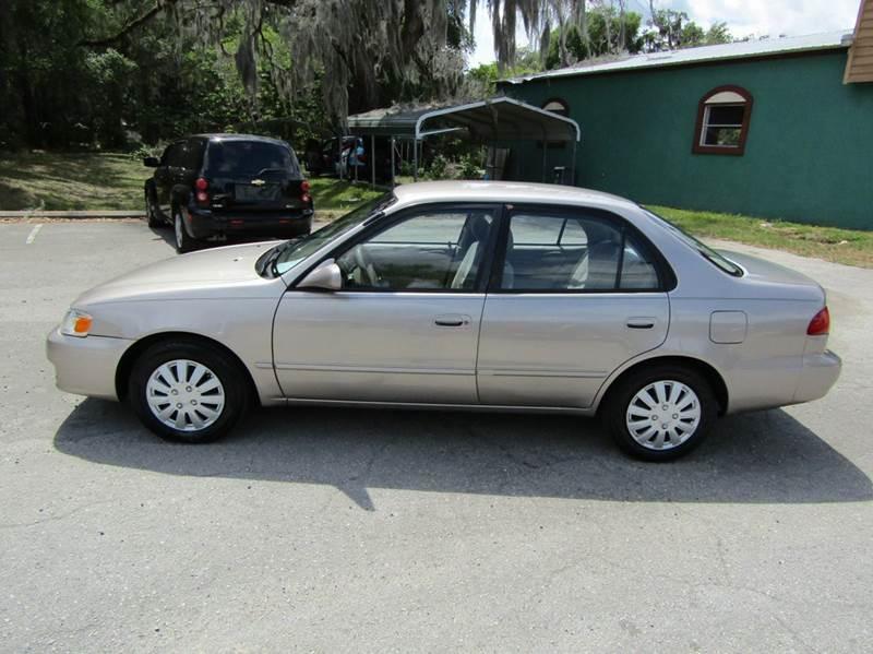 2002 Toyota Corolla LE 4dr Sedan - Hernando FL