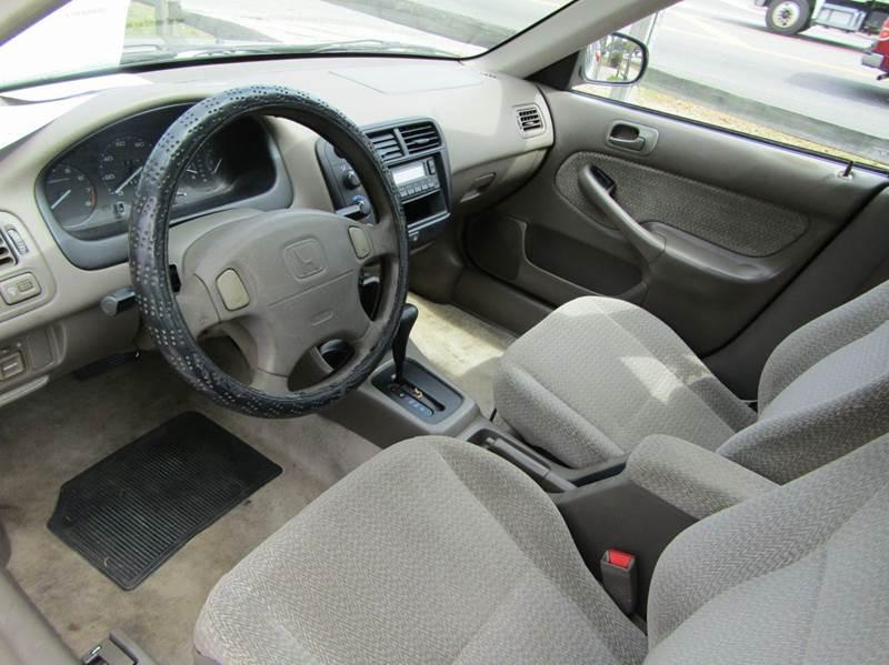 2000 Honda Civic LX 4dr Sedan - Hernando FL