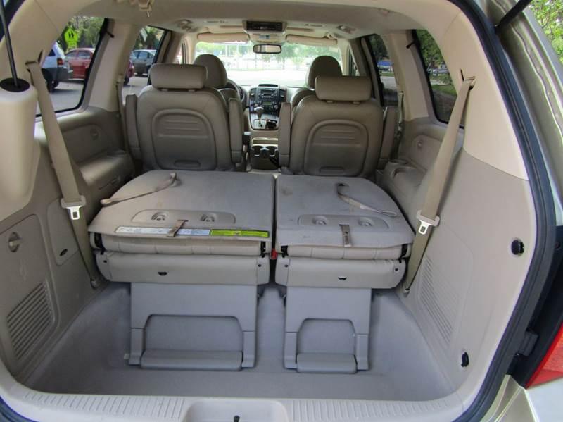 2006 Kia Sedona EX 4dr Mini Van - Hernando FL