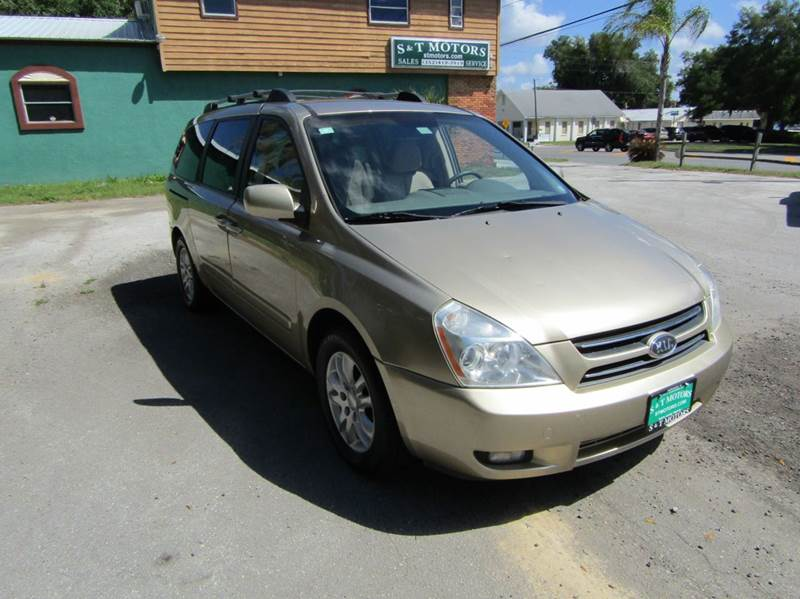2006 Kia Sedona EX 4dr Mini-Van - Hernando FL