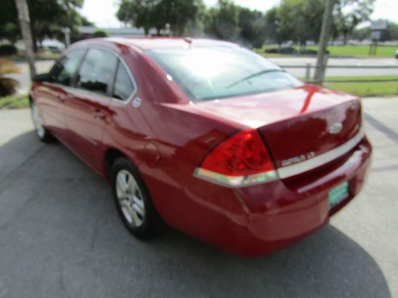 2007 Chevrolet Impala LS 4dr Sedan - Hernando FL