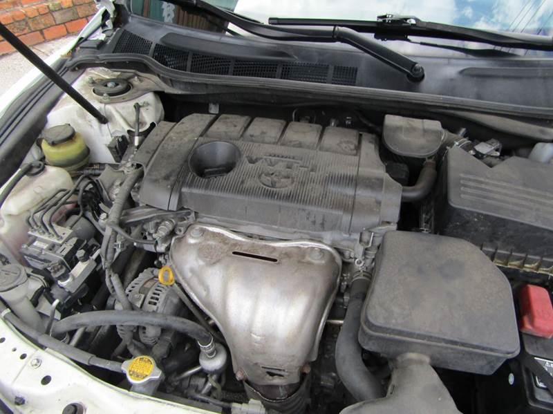 2011 Toyota Camry LE 4dr Sedan 6A - Hernando FL