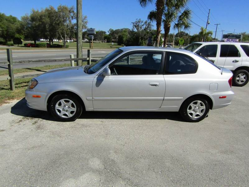2005 hyundai accent gt 2dr hatchback in hernando fl s. Black Bedroom Furniture Sets. Home Design Ideas