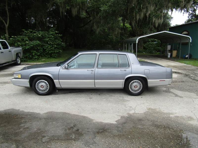 1990 cadillac deville for sale in hernando fl. Cars Review. Best American Auto & Cars Review
