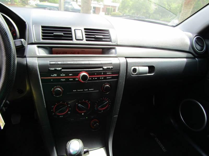 2004 Mazda MAZDA3 s 4dr Sedan - Hernando FL