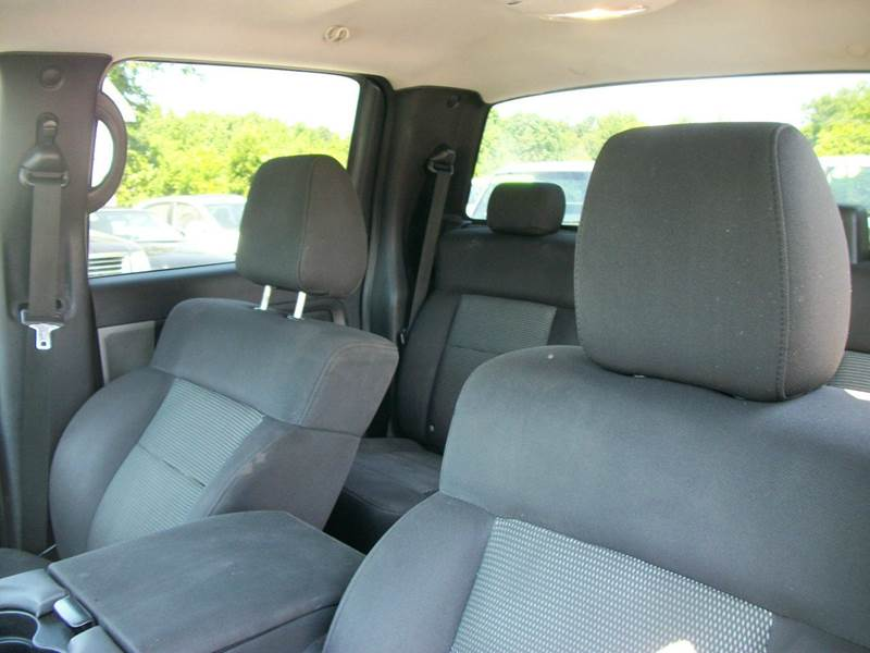 2004 Ford F-150 FX4 4dr SuperCrew 4WD Styleside 5.5 ft. SB - Charlotte NC