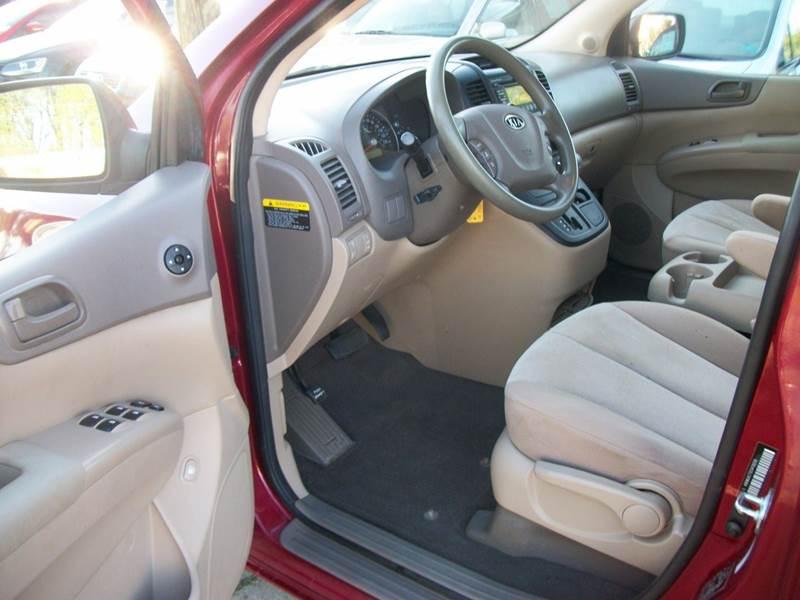2012 Kia Sedona LX 4dr Mini-Van LWB - Charlotte NC