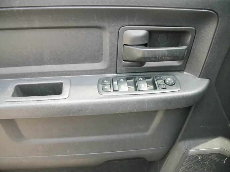 2009 Dodge Ram Pickup 1500 ST 4x2 4dr Quad Cab 6.3 ft. SB - Charlotte NC