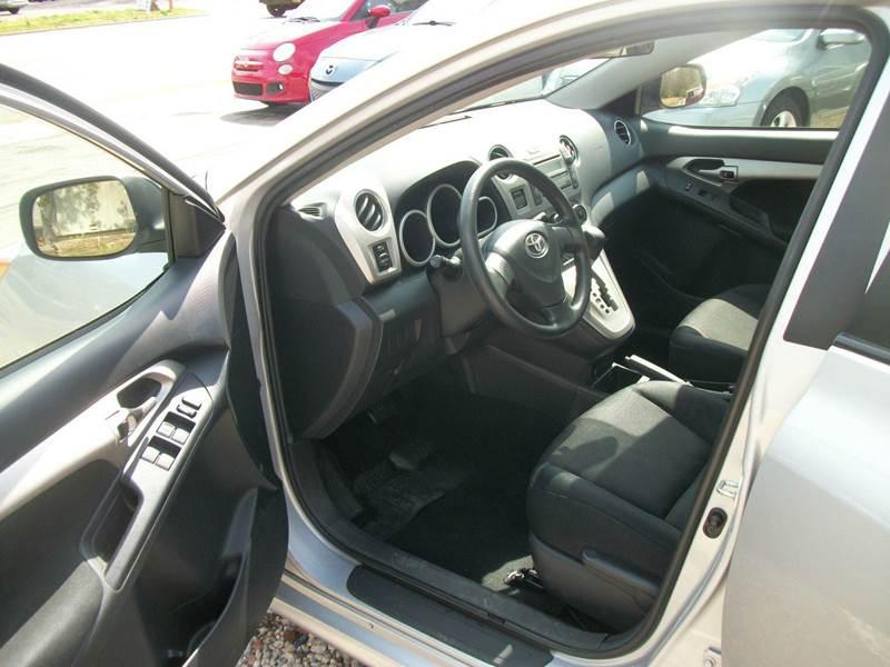 2009 Toyota Matrix 4dr Wagon 4A - Charlotte NC