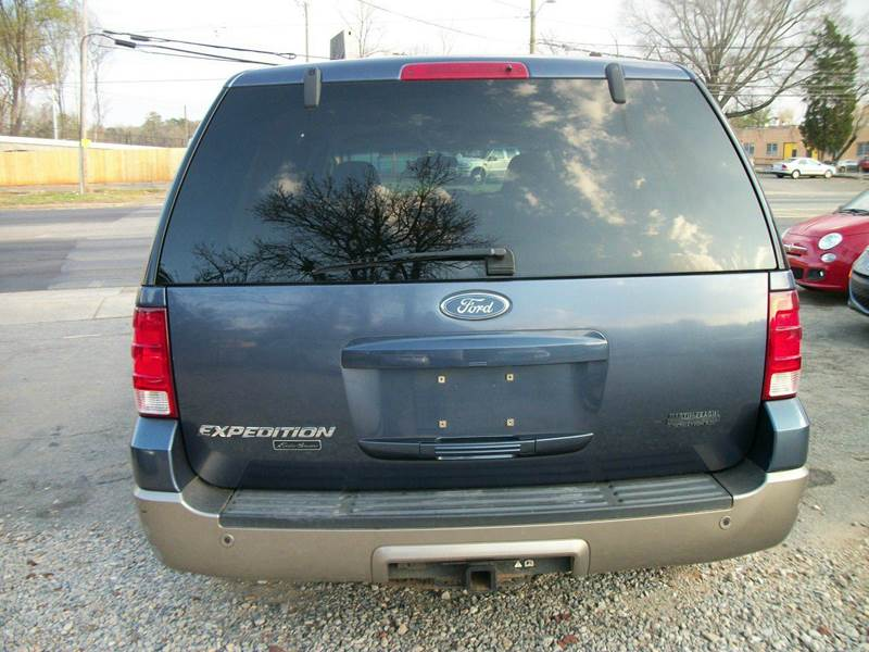 2003 Ford Expedition Eddie Bauer 4dr SUV - Charlotte NC