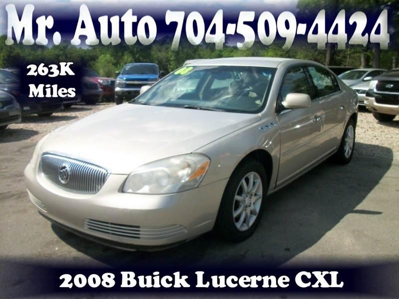 2008 Buick Lucerne CXL 4dr Sedan - Charlotte NC