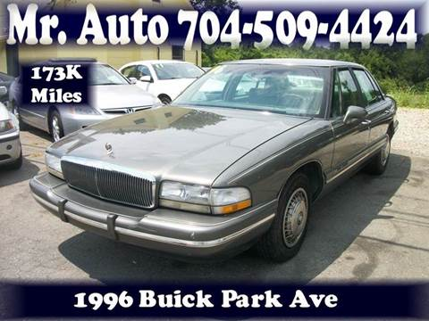 1996 Buick Park Avenue for sale in Charlotte, NC