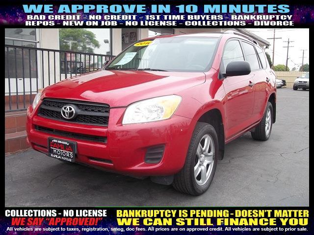 2010 Toyota RAV4 for sale in South Gate CA