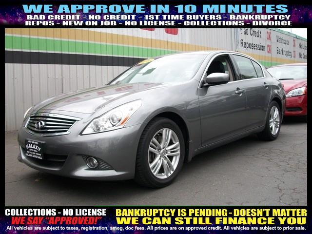 2010 INFINITI G37 SEDAN gray welcome take a test drive or call us if you have any questions