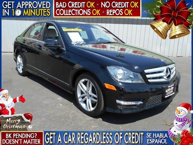 2013 MERCEDES-BENZ C-CLASS black  welcome take a test drive or call us if you have any questio