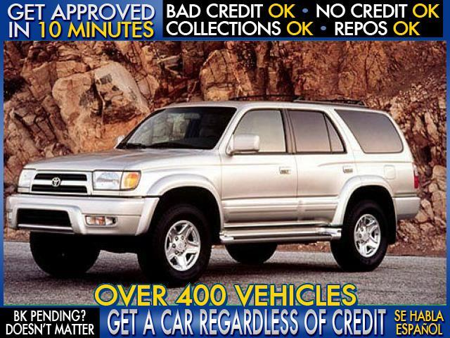 2000 TOYOTA 4RUNNER SR5 4DR 4WD SUV unspecified  welcome take a test drive or call us if you h