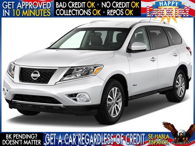2014 NISSAN PATHFINDER S 4DR SUV gray  welcome take a test drive or call us if you have any qu