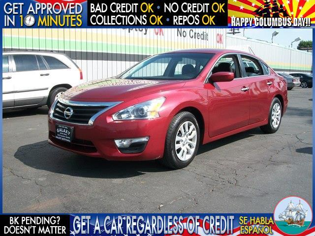 2013 NISSAN ALTIMA red welcome take a test drive or call us if you have any questions you won