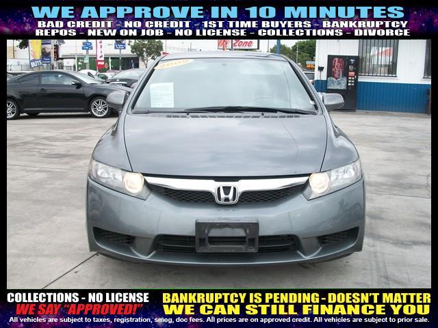 2009 HONDA CIVIC LX 4DR SEDAN charcoal  welcome take a test drive or call us if you have any q