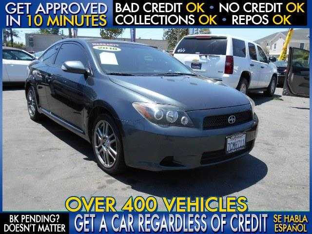 2010 SCION TC grey  welcome take a test drive or call us if you have any questions you wont