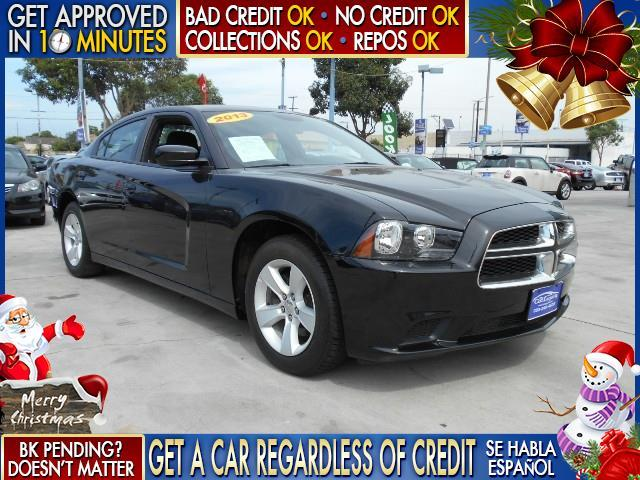 2013 DODGE CHARGER SE 4DR SEDAN black  welcome take a test drive or call us if you have any qu