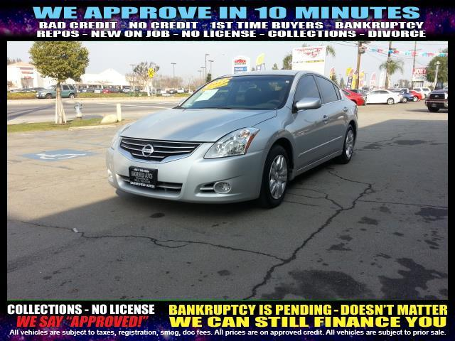 2011 NISSAN ALTIMA silver welcome take a test drive or call us if you have any questions you