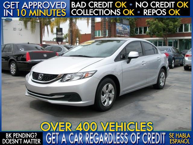 2013 HONDA CIVIC LX 4DR SEDAN 5A silver welcome take a test drive or call us if you have any