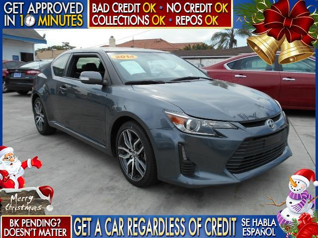 2014 SCION TC gray  welcome take a test drive or call us if you have any questions you wont