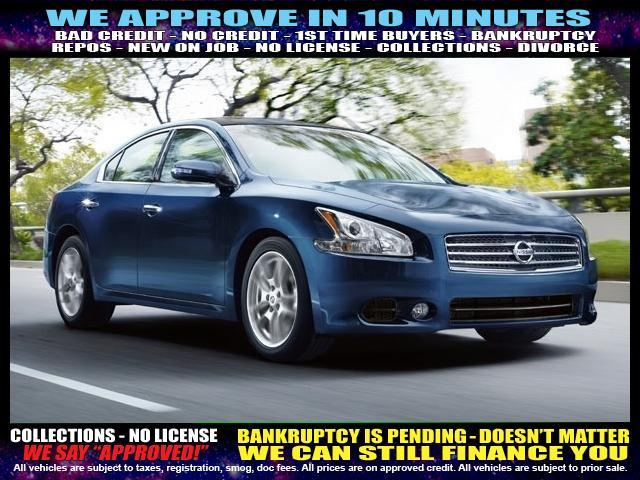 2011 NISSAN MAXIMA blue welcome take a test drive or call us if you have any questions you