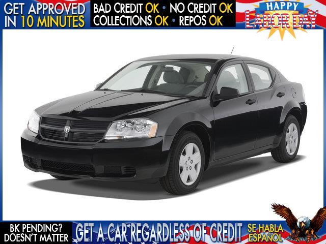 2008 DODGE AVENGER SE 4DR SEDAN silver  welcome take a test drive or call us if you have any q