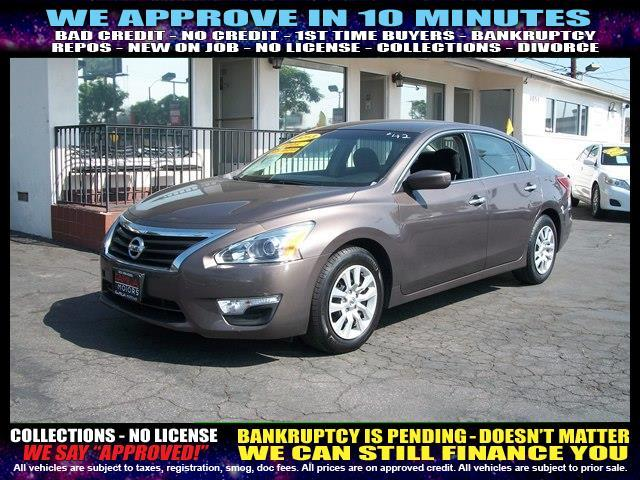 2013 NISSAN ALTIMA brown welcome take a test drive or call us if you have any questions you w