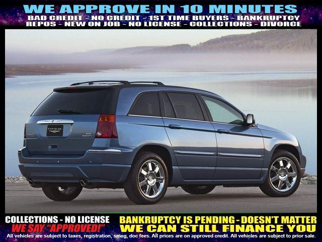2006 CHRYSLER PACIFICA TOURING 4DR WAGON blue welcome take a test drive or call us if you hav