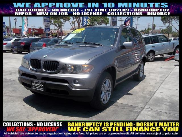 2004 BMW X5 30I AWD 4DR SUV silver  welcome take a test drive or call us if you have any ques