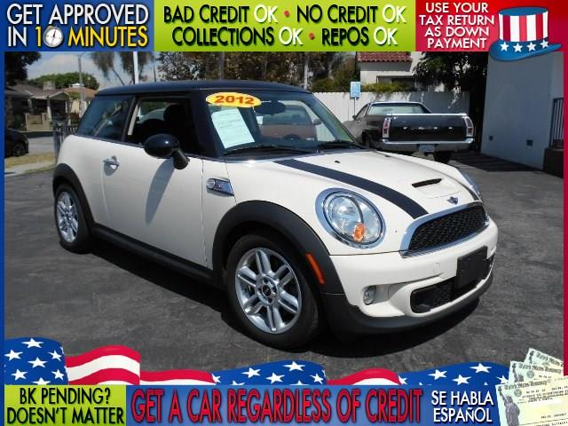 2012 MINI COOPER HARDTOP S 2DR HATCHBACK white  welcome take a test drive or call us if you ha