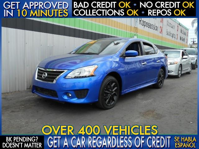 2014 NISSAN SENTRA S blue  welcome take a test drive or call us if you have any questions yo
