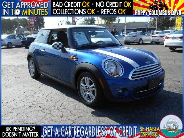 2012 MINI COOPER HARDTOP BASE 2DR HATCHBACK blue  welcome take a test drive or call us if you