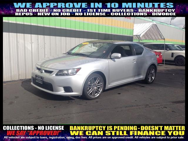 2011 SCION TC BASE 2DR COUPE 6A silver welcome take a test drive or call us if you have any que