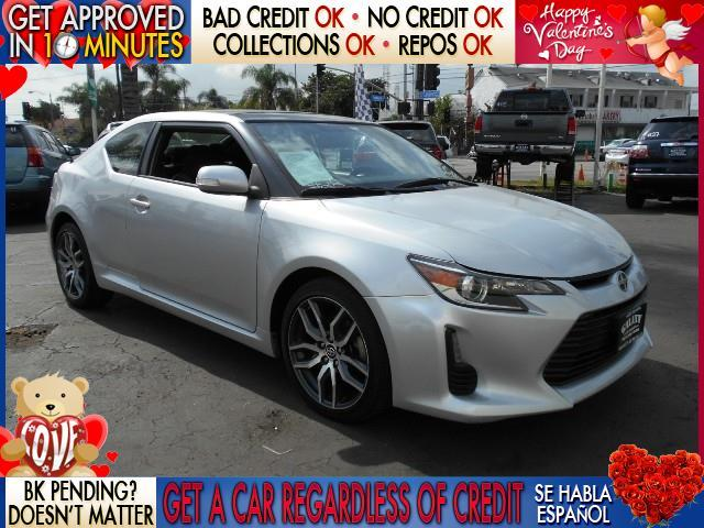 2014 SCION TC silver  welcome take a test drive or call us if you have any questions you won